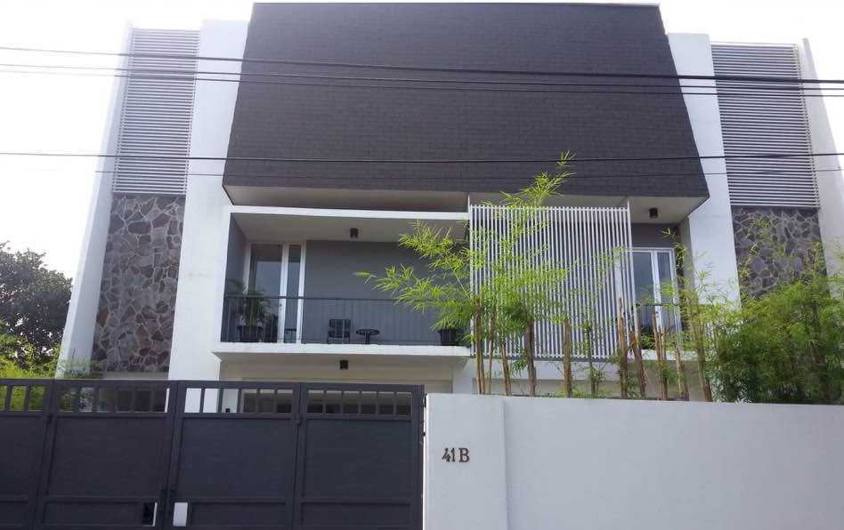 R-E Design Boarding House 4 Stories Jakarta, Daerah Khusus Ibukota Jakarta, Indonesia  Facade Boarding House  37198