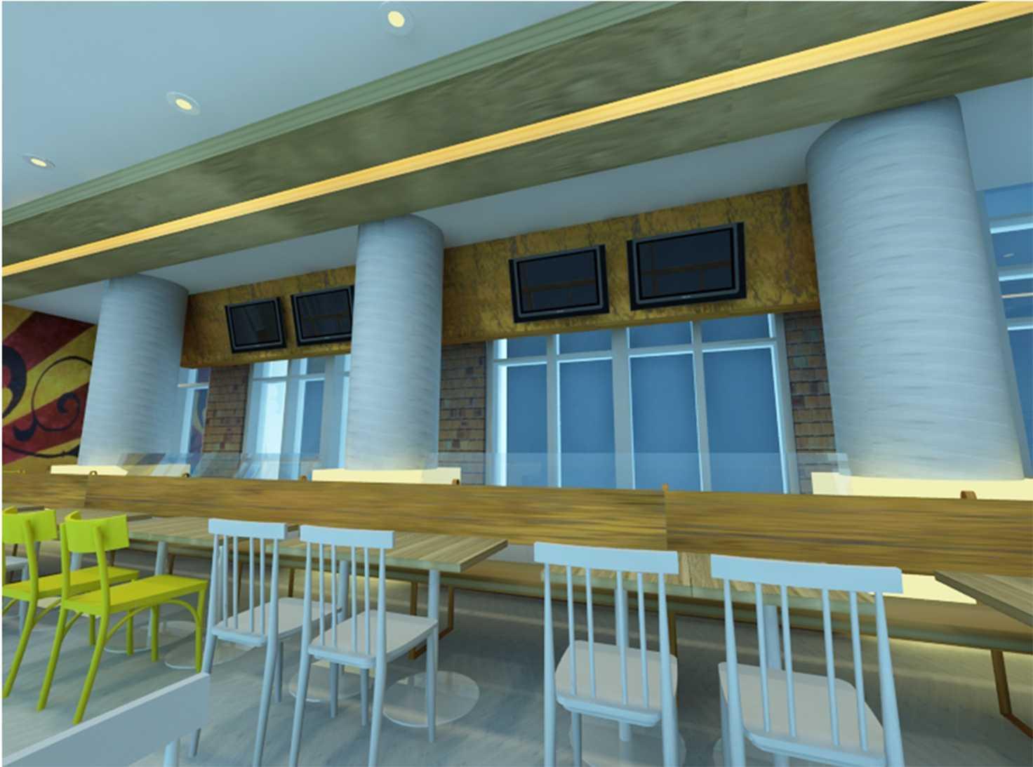 Pt. Labblu Creatif Ide Picante Resto Jakarta, Indonesia Jakarta, Indonesia Render-Resto-Area  17171