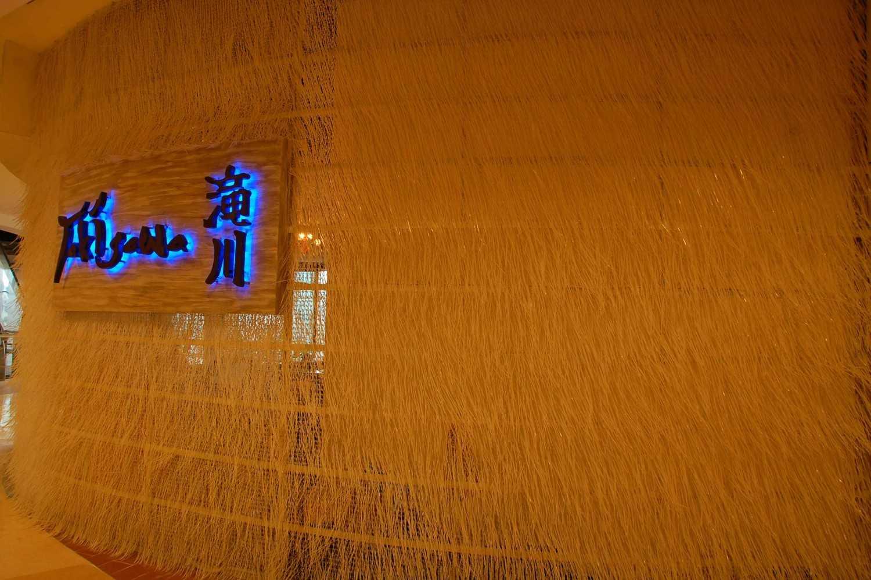 Foto inspirasi ide desain restoran modern Exterior view oleh PT. Labblu Creatif Ide di Arsitag
