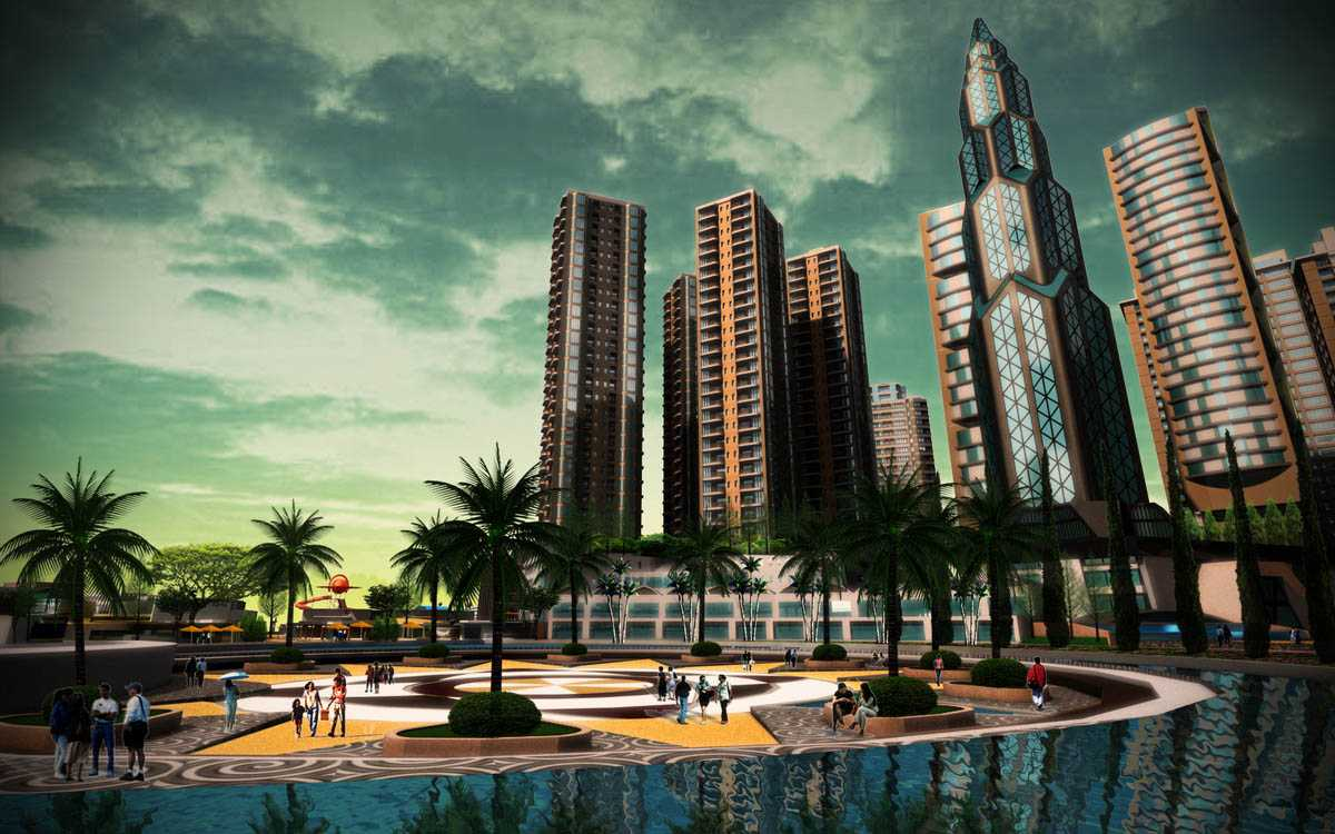 Adi Cipta Estetika Metro Deli Tiara Medan Medan Block Apartment-Grand Plaza  18172