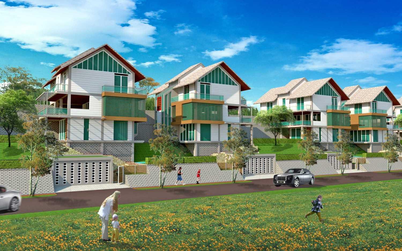 Adi Cipta Estetika The Nirwana Villas Medan Medan Cluster-Villa-Perspective  18235