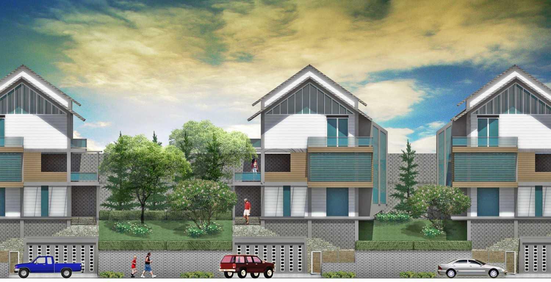 Adi Cipta Estetika The Nirwana Villas Medan Medan Cluster-Villa-Tampak-Depan  18236