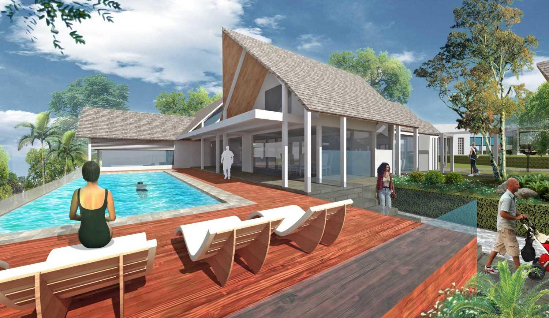 Adi Cipta Estetika The Nirwana Villas Medan Medan Swimming Pool Area  19020