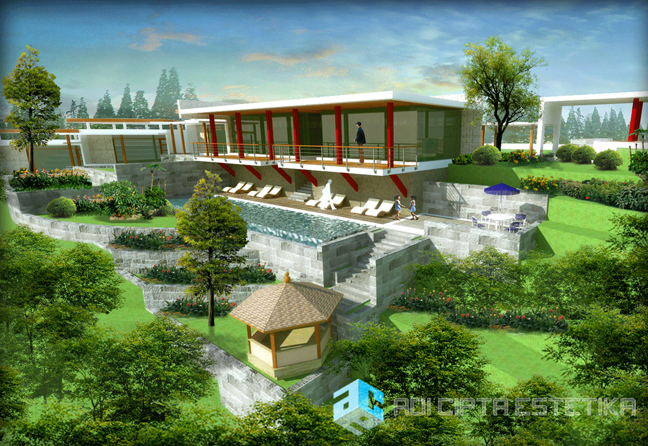 Jasa Design and Build Adi Cipta Estetika di Banjarmasin