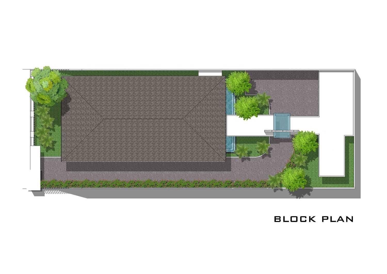Adi Cipta Estetika Banjarmasin House  Banjarmasin, Kalsel Banjarmasin, Kalsel Block-Plan Minimalis 20281