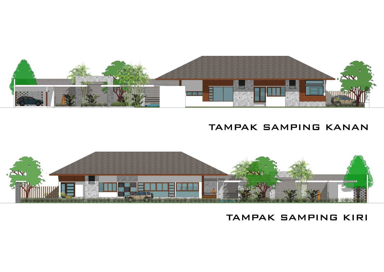Adi Cipta Estetika Banjarmasin House  Banjarmasin, Kalsel Banjarmasin, Kalsel Tampak-Samping-Kiri-Kanan Minimalis 20283