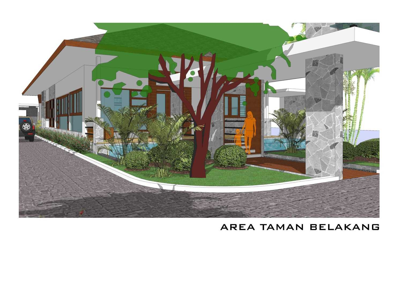 Adi Cipta Estetika Banjarmasin House  Banjarmasin, Kalsel Banjarmasin, Kalsel Area-Taman-Belakang Minimalis 20286