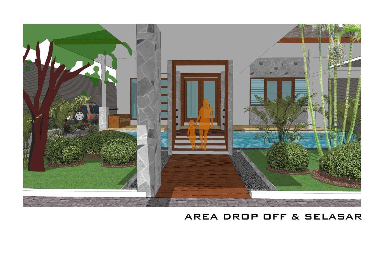 Adi Cipta Estetika Banjarmasin House  Banjarmasin, Kalsel Banjarmasin, Kalsel Area-Drop-Off-Selasar Minimalis 20287