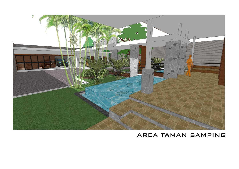 Adi Cipta Estetika Banjarmasin House  Banjarmasin, Kalsel Banjarmasin, Kalsel Area-Taman-Samping Minimalis 20288