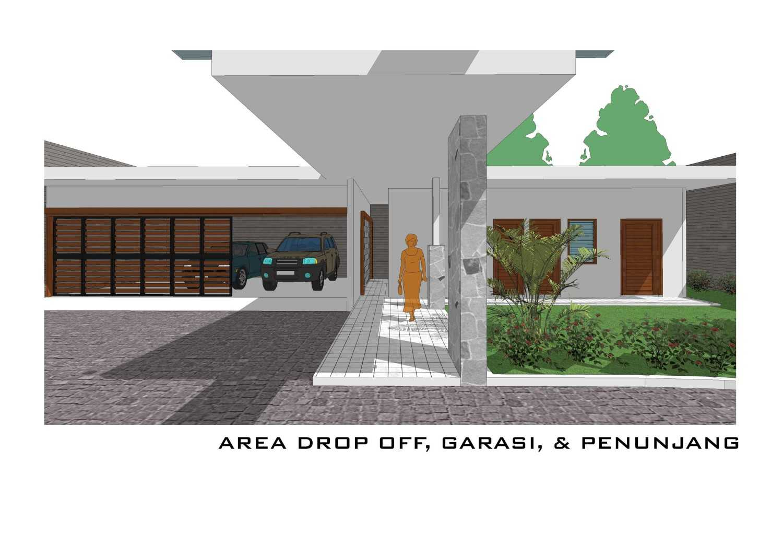 Adi Cipta Estetika Banjarmasin House  Banjarmasin, Kalsel Banjarmasin, Kalsel Area-Drop-Off-Garasi-Penunjang Minimalis 20290