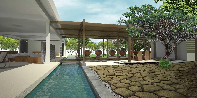Adi Cipta Estetika Brastagi Resort And Spa Brastagi, North Sumatera Brastagi, North Sumatera Reception-Villa-View  20304