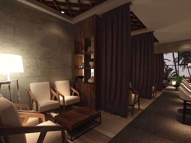 Imelda Rooftop Cafe Manado City, North Sulawesi, Indonesia Makassar Rooftop-Private-Lounge-Area Kontemporer 36028