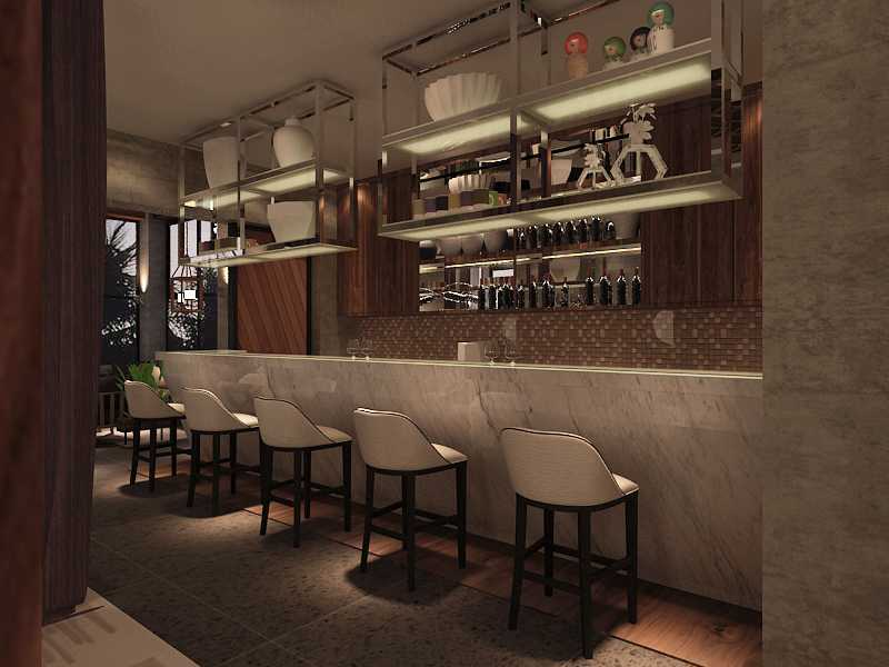 Imelda Rooftop Cafe Manado City, North Sulawesi, Indonesia Makassar Bar-Counter-Area Kontemporer 36029