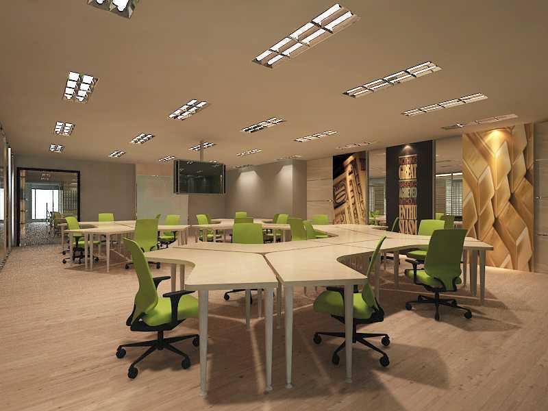 Imelda Inter Pan Office Jakarta Jakarta Marketing-Area-3-Edit Kontemporer,modern 28877