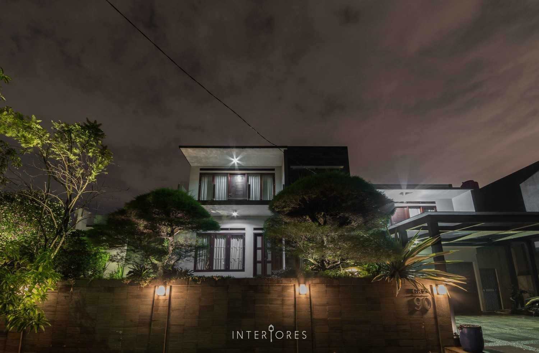 Interiores Interior Consultant & Build Greta 90 Bintaro Bintaro Front View Kontemporer 17669