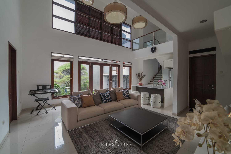 Interiores Interior Consultant & Build Greta 90 Bintaro Bintaro Livingroom Kontemporer 17683