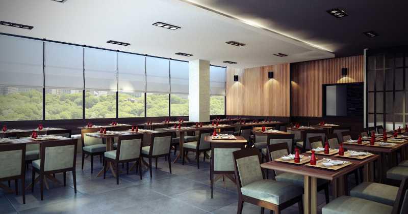 Rendrahandy Hong He Restaurant Pantai Indah Kapuk Pantai Indah Kapuk Dining Area Minimalis,asian,wood,modern 17847