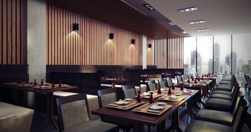 Rendrahandy Hong He Restaurant Pantai Indah Kapuk Pantai Indah Kapuk Dining Area Minimalis,asian,wood,modern 17849