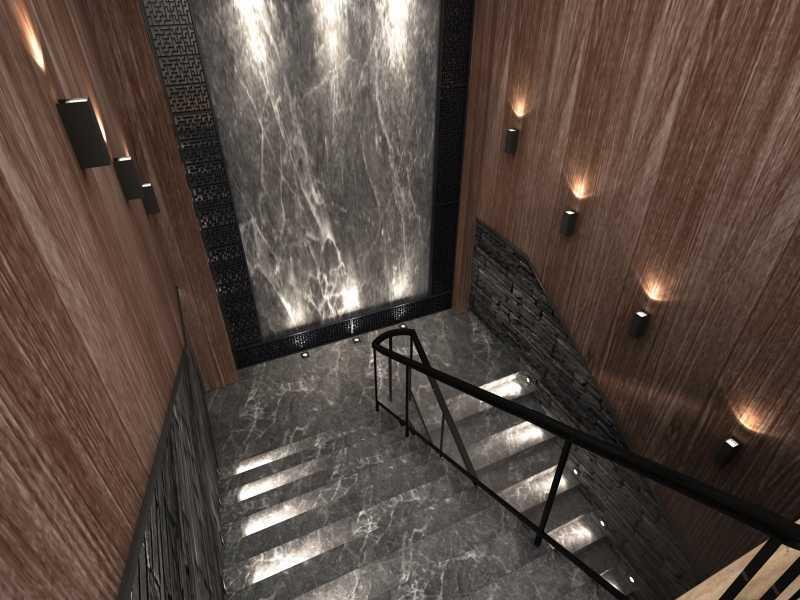 Foto inspirasi ide desain tangga asian Tangga oleh rendrahandy di Arsitag