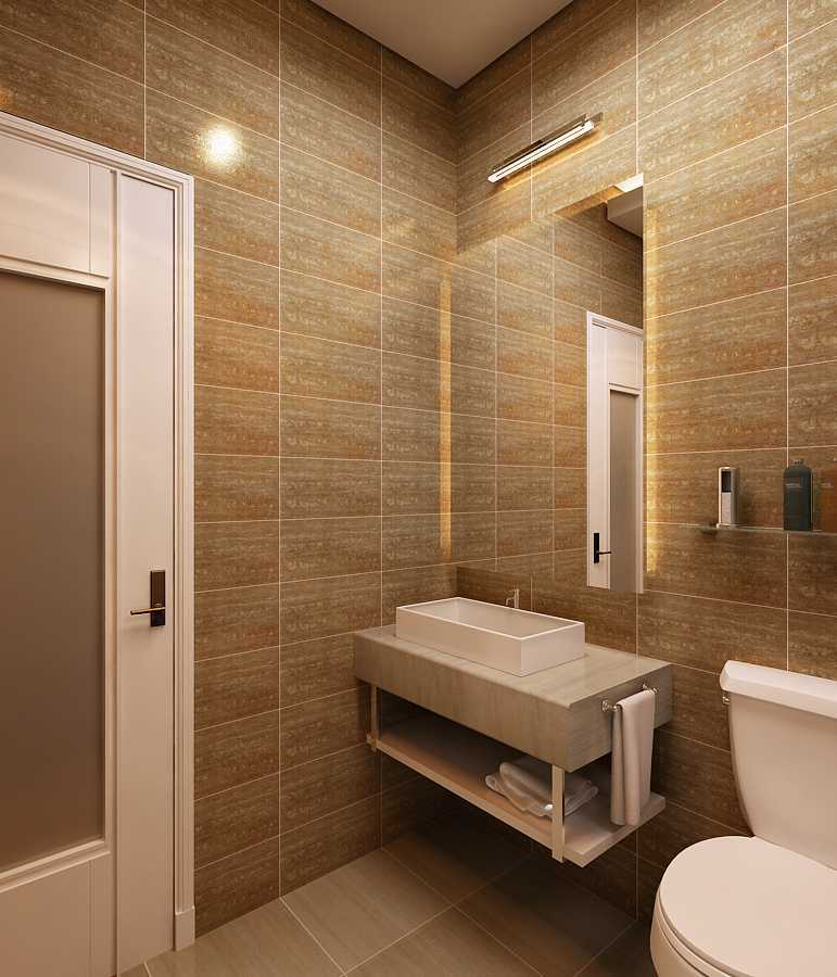 Letare Sitompul Apartment Interior Design - 02 Singapore Singapore Bathroom  17977