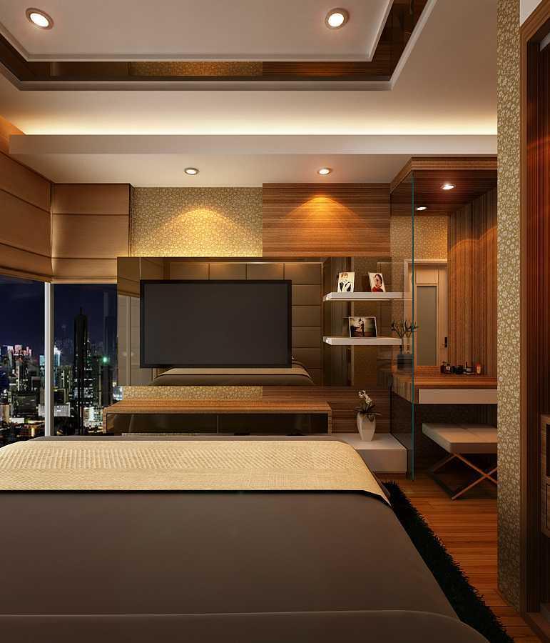 Letare Sitompul Apartment Interior Design - 02 Singapore Singapore Master-Bedroom  17979