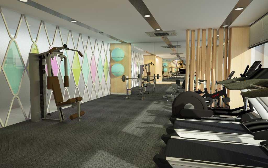 Letare Sitompul Gym Room Jakarta Jakarta Gym Area  18518