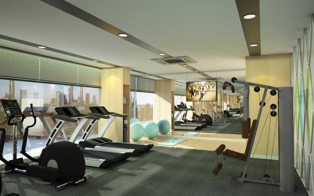 Letare Sitompul Gym Room Jakarta Jakarta Gym Area  18522