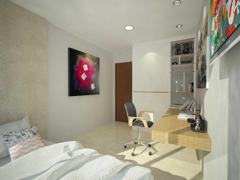 Letare Sitompul 17Ab Apartment Jakarta Jakarta V2-2Nd-Bedroom Minimalis 20663