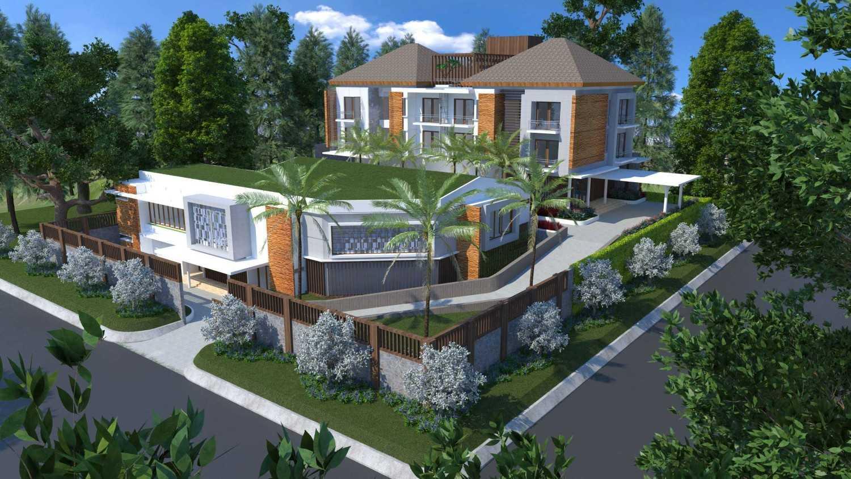 Letare Sitompul Ricca House Design Jakarta Jakarta Fasad-Cam-1 Modern 21564