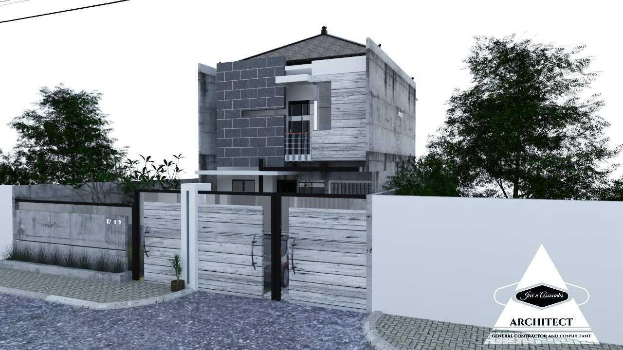 Jevi N Associates Rumah Sragi Pemalang Pemalang Facade Modern 24198
