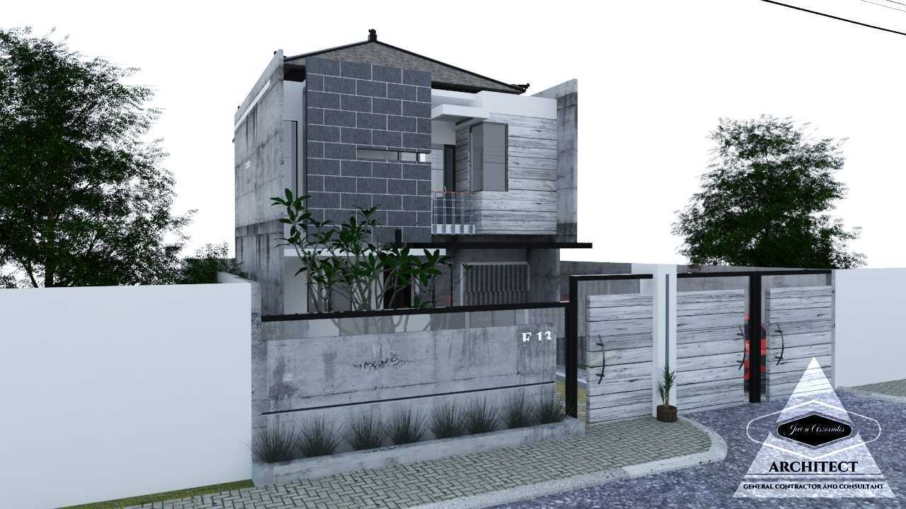 Jevi N Associates Rumah Sragi Pemalang Pemalang Facade Modern 24199