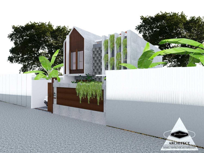Jevi N Associates Viki House Cipondoh, Tangerang Cipondoh, Tangerang Side View  24204