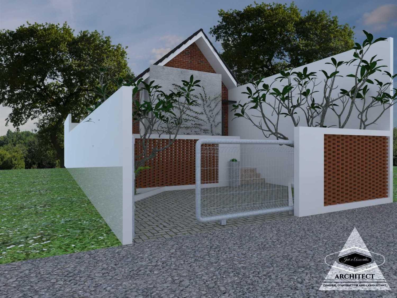 Jevi N Associates Rumah Pelana Pemalang Pemalang Facade  24217