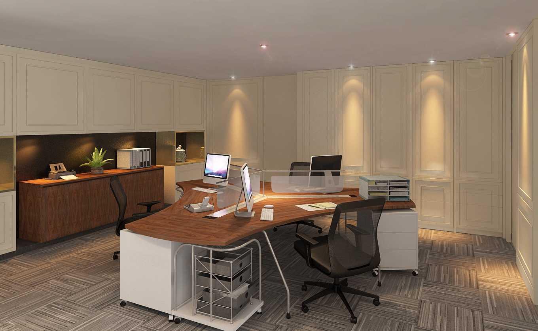 Dnd Design Studio Gbu Office The City Tower Thamrin Jakarta The City Tower Thamrin Jakarta Workspace Modern 18325