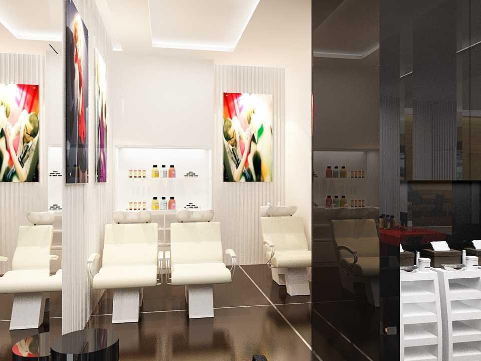 Dnd Design Studio Rudi Salon Plaza Indonesia Plaza Indonesia Washback Area Modern 18418