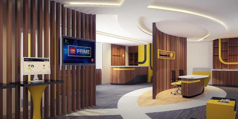 Tb Design Studio Commonwealth Life New Office Jakarta Jakarta Cro & Waiting Room (Other Side)  27724