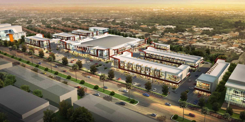 Tb Design Studio Modern Market & Shophouse  Gresik Gresik Bird Eye View Kontemporer 27740