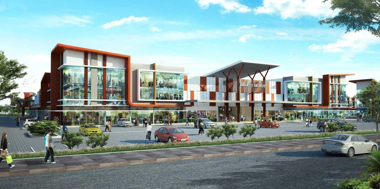 Tb Design Studio Modern Market & Shophouse  Gresik Gresik Modern Market Kontemporer 27741