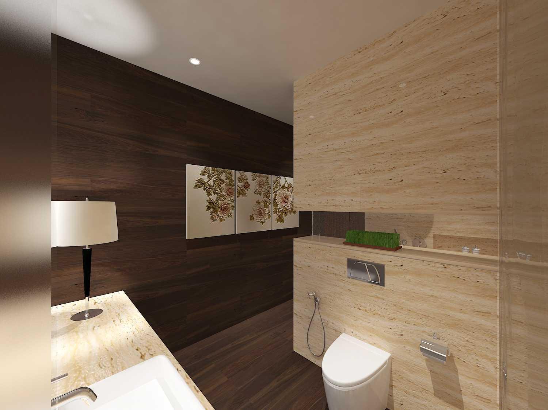 E'architect (Emil Yusman) Desain Interior Rumah Riscon Hills Jl. Bambu Hitam No.76, Rt.4/rw.1, Cipayung, Kota Jakarta Timur, Daerah Khusus Ibukota Jakarta 13840, Indonesia East Jakarta Children-Bathroom- Modern 20172