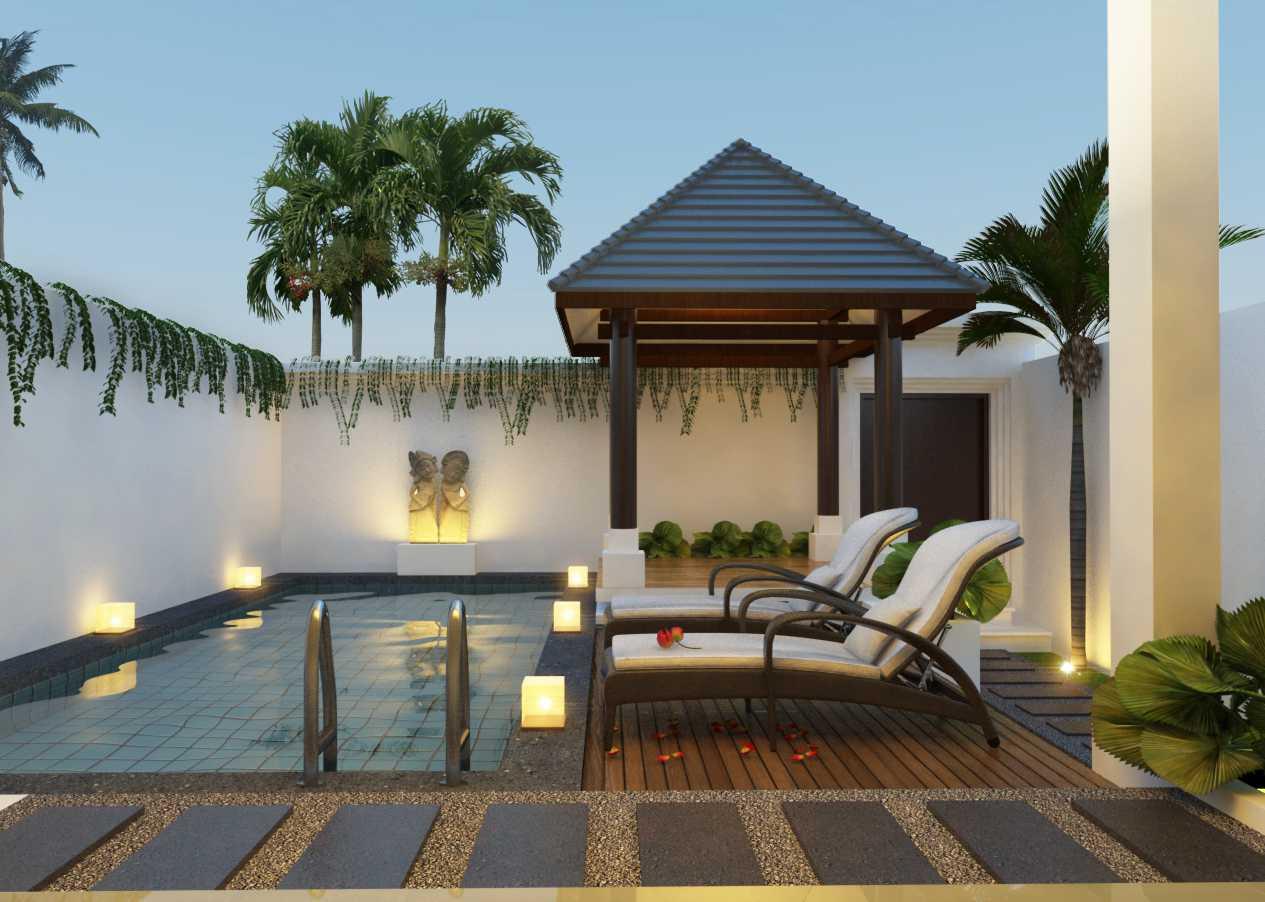 Arsatama Architect Langkung Villa`s - Bali Gianyar, Gianyar Sub-District, Gianyar, Bali, Indonesia Bali, Indonesia Swimming Pool Area  19095