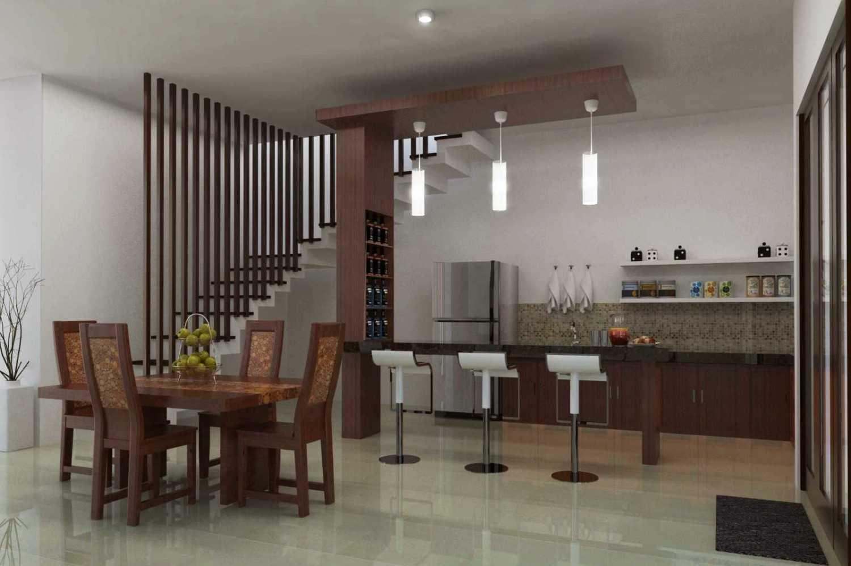 Arsatama Architect Langkung Villa`s - Bali Gianyar, Gianyar Sub-District, Gianyar, Bali, Indonesia Bali, Indonesia Dining-Minibarlangkung-Villas  23612
