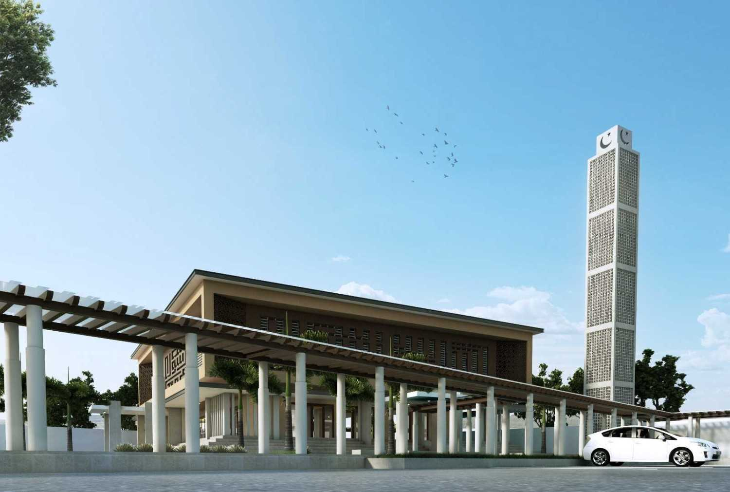 Arsatama Architect Pcnu Office  - Cilacap Cilacap, Central Java Cilacap, Central Java Masjid-2-Pcnucilacap  27045