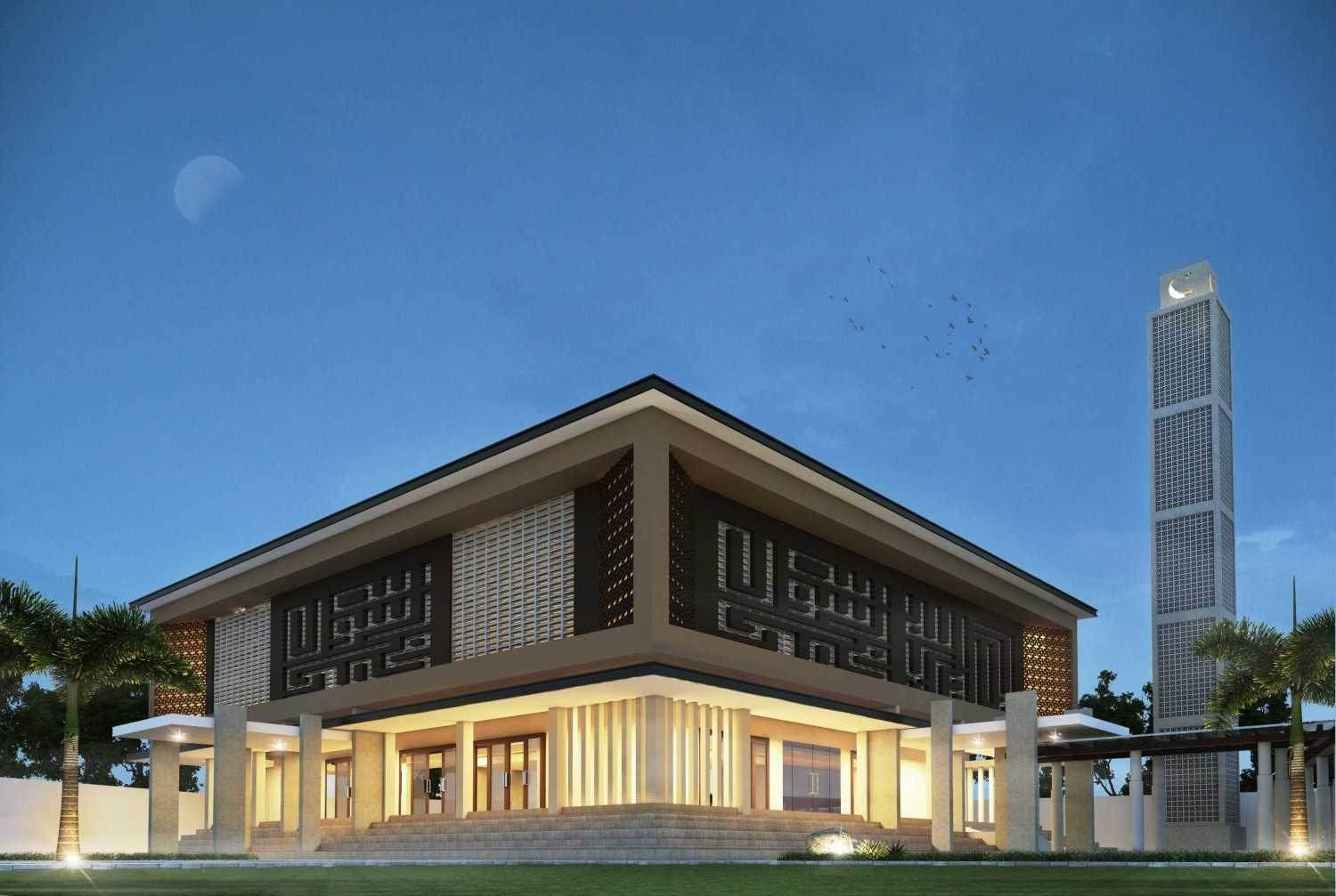 Arsatama Architect Pcnu Office  - Cilacap Cilacap, Central Java Cilacap, Central Java Masjid-Pcnucilacap  27047