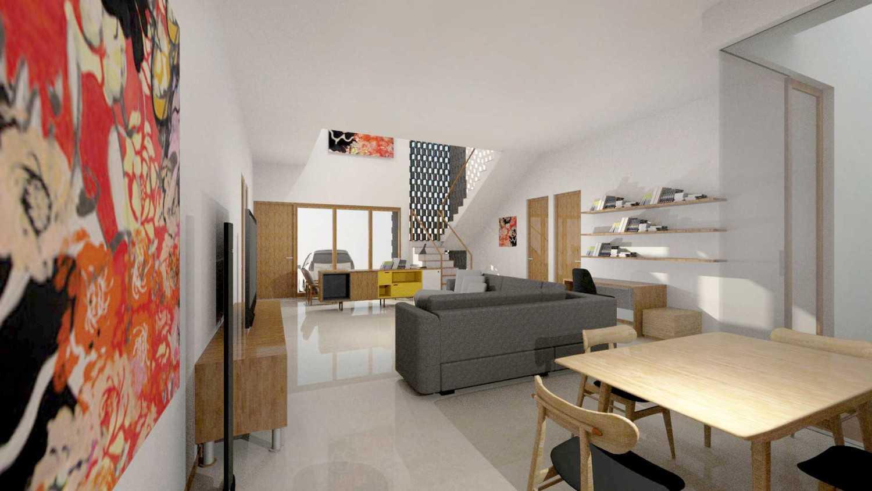 Lba House Br Gresik Gresik Livingroom Skandinavia 19170
