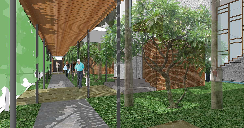 I N S P I R A T I O Cilandak House Cilandak - Jakarta Selatan Cilandak - Jakarta Selatan Corridor Modern,tropis 19286