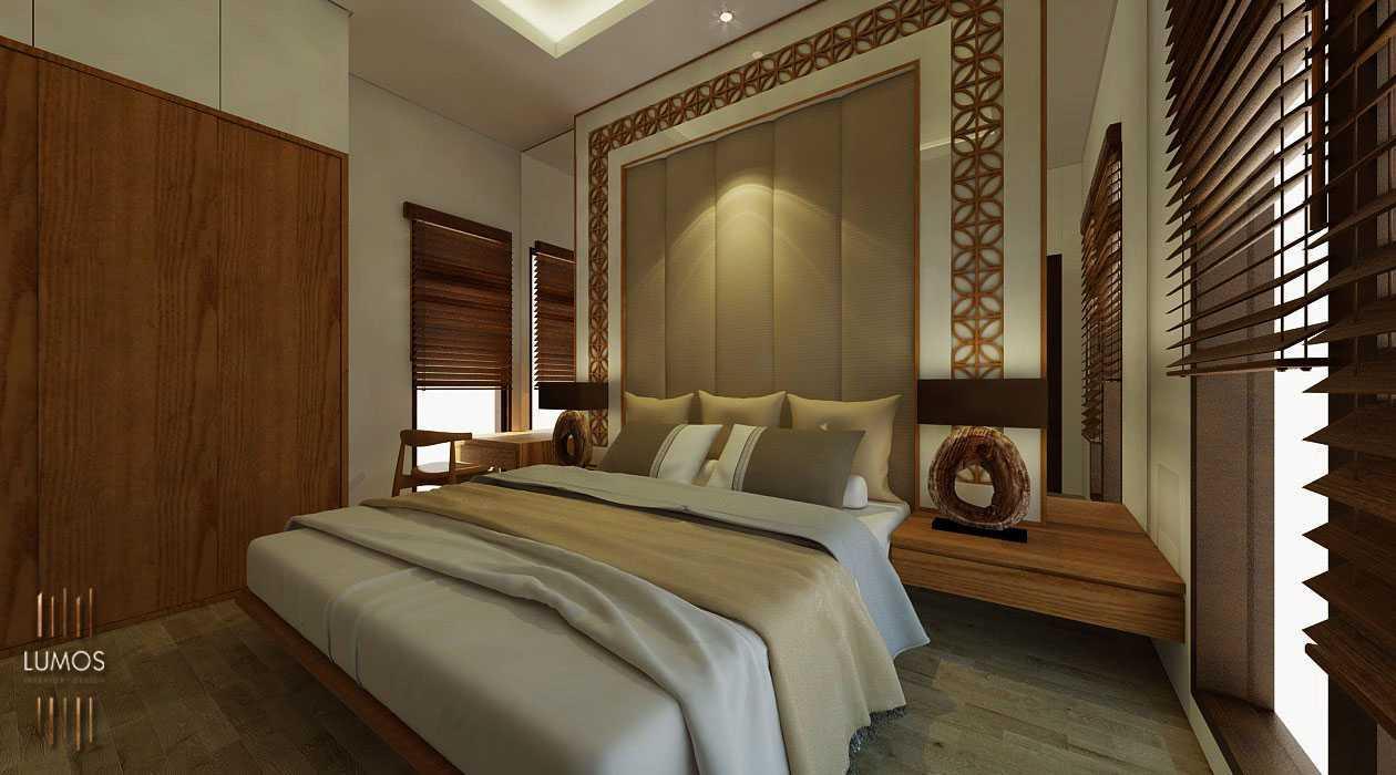Foto inspirasi ide desain kamar tidur tradisional Kamar lantai 1 oleh Lumos Interior Design di Arsitag