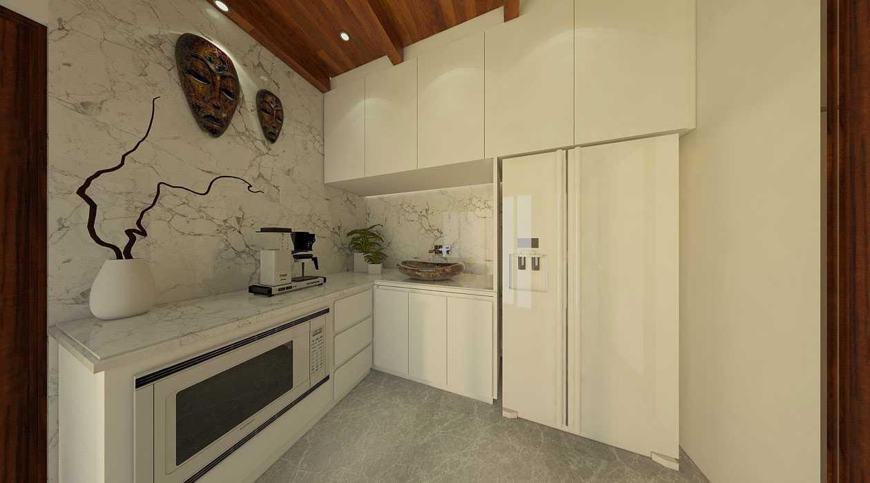 Foto inspirasi ide desain dapur tradisional Kitchen room oleh Lumos Interior Design di Arsitag
