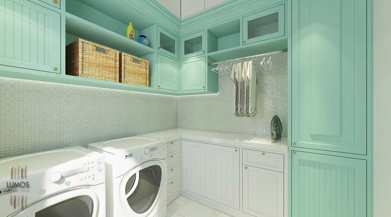 Foto inspirasi ide desain laundry 10 oleh Lumos Interior Design di Arsitag