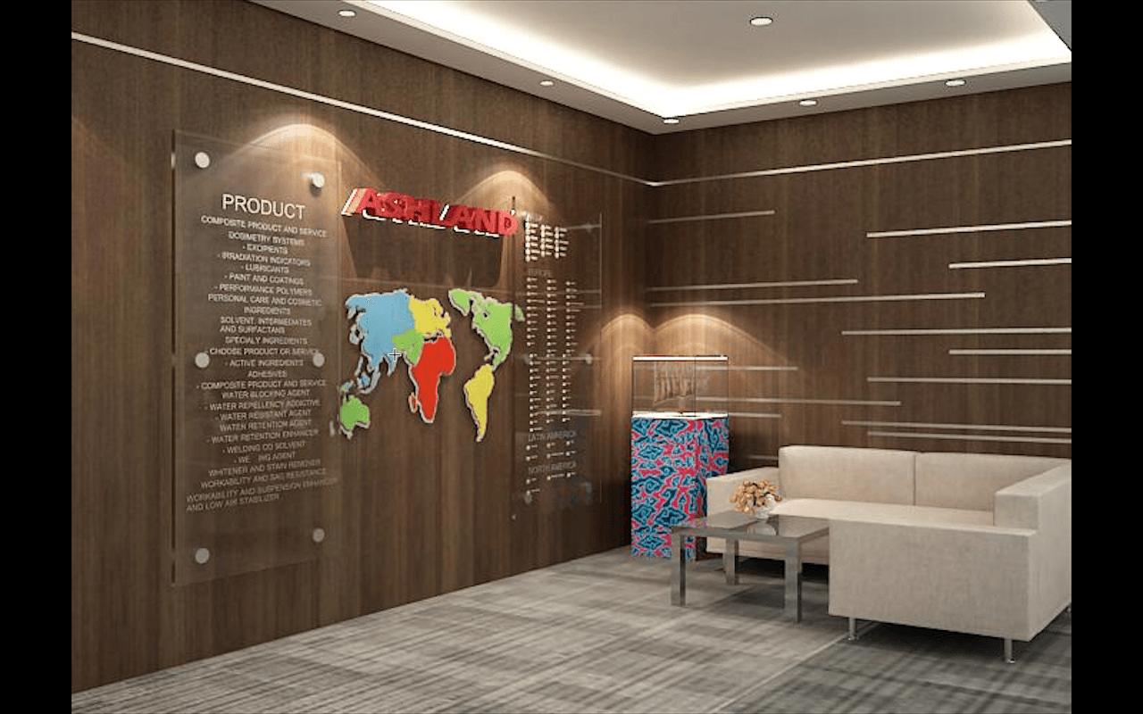 Jasa Interior Desainer Expo Tje. AA.AA.BSC.BA.MA di Indonesia