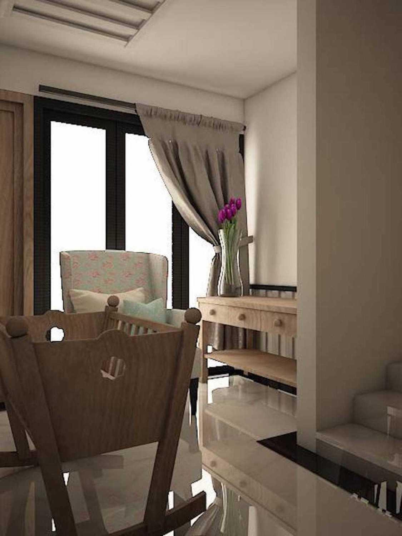 Foto inspirasi ide desain kamar tidur anak minimalis Baby room oleh Expo Tje. AA.AA.BSC.BA.MA di Arsitag